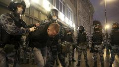 Стало известно об избиениях задержанных в отделах полиции Москвы